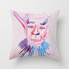 R&B Throw Pillow
