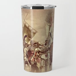 Battle of Bosworth Travel Mug