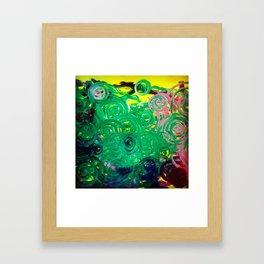 Friday Cycles Framed Art Print