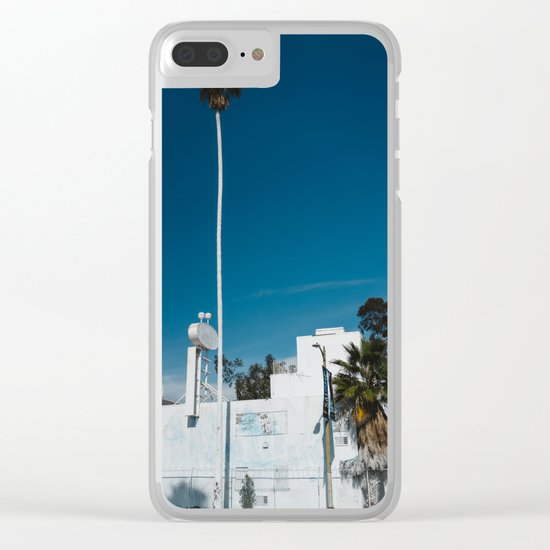 Bates Motel Clear iPhone Case