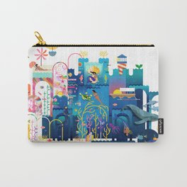 Royals (Sea) Carry-All Pouch