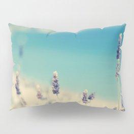 beach - lavender blues Pillow Sham