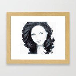 Lana II Framed Art Print