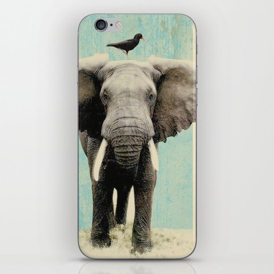 friends for life  iPhone & iPod Skin