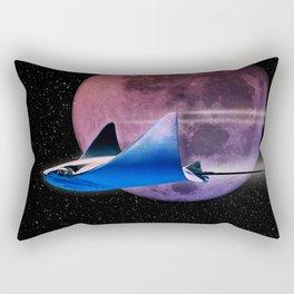 Exploring Stingray Rectangular Pillow
