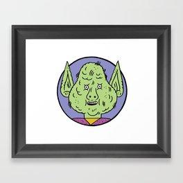 goblin Framed Art Print