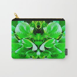Grumpy Fauna Carry-All Pouch