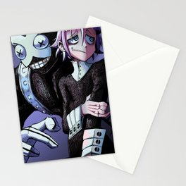 Soul Eater Stationery Cards
