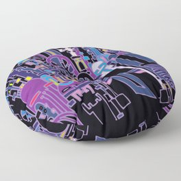 SILICON VALLEY HIGH Floor Pillow