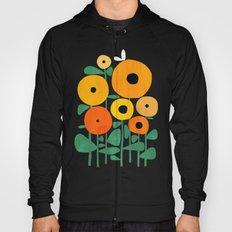 Sunflower and Bee Hoody