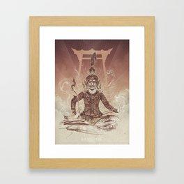 Bangkok Framed Art Print