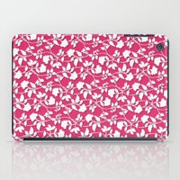 lace iPad Cases featuring Lace by Mr and Mrs Quirynen