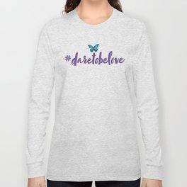 #daretobelove Long Sleeve T-shirt