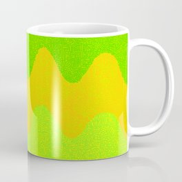 Under the Influence (Marimekko Curves) Melons Coffee Mug