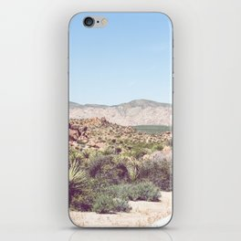 Joshua Tree, No. 2 iPhone Skin