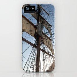 Setting Sail iPhone Case