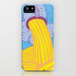Chasing the Godhead iPhone Case