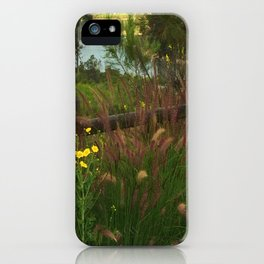 Lake Murray, La Mesa, California iPhone Case