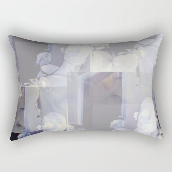 Mannequins Rectangular Pillow