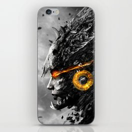 Warrior Angel iPhone Skin