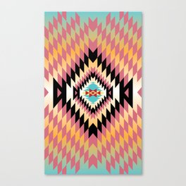 Navajo - 3 Canvas Print