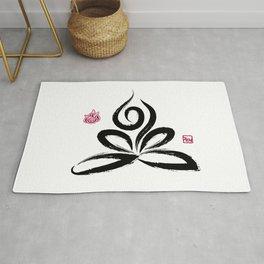 Yoga, Hello Body! Rug