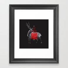 Roam Free Framed Art Print