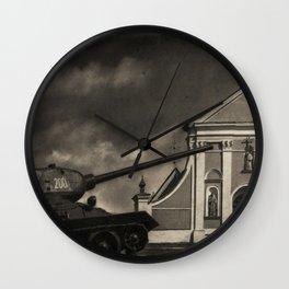 The USSR Wall Clock