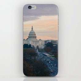 Capitol Hill iPhone Skin