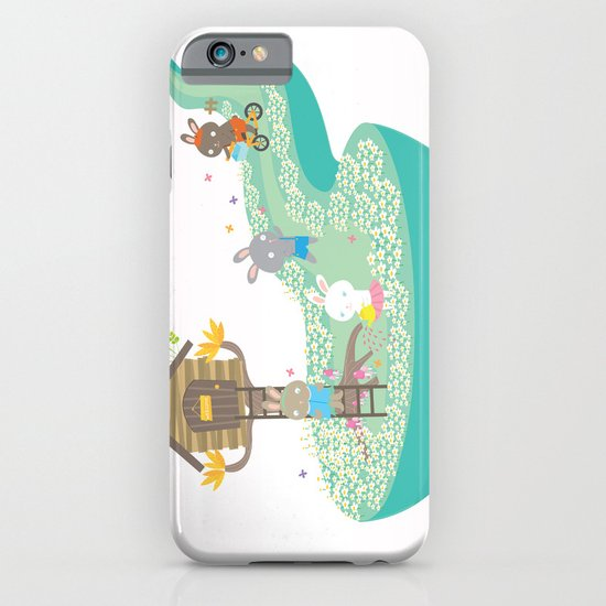 tree house iPhone & iPod Case