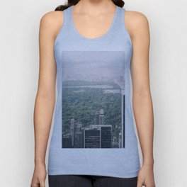 Central Park in NYC Unisex Tank Top