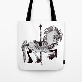 Pony Tote Bag