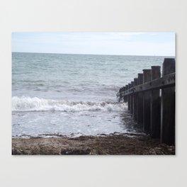 Beach Sea-side  Canvas Print
