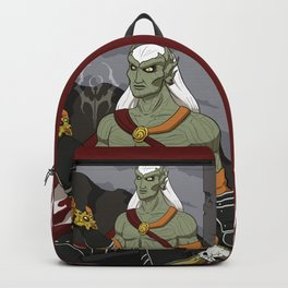 Kain the guardian of Balance and vampire King Backpack
