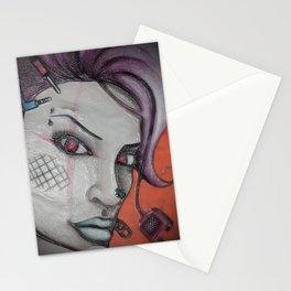Descartável Stationery Cards