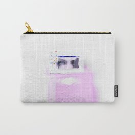 Forever Trapped in Typewriter Carry-All Pouch