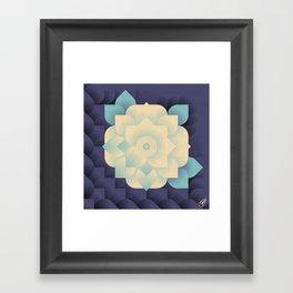 Floral Dream 3 Framed Art Print