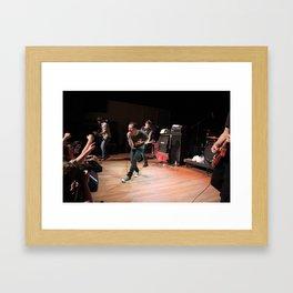 Touche Amore Framed Art Print