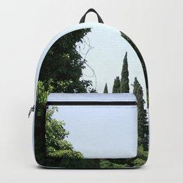 Italian landscape Backpack
