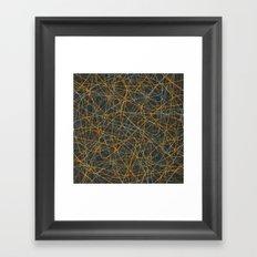 Golostorial Knox Framed Art Print