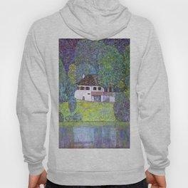 "Gustav Klimt ""Schloss Kammer on the Attersee III"" Hoody"