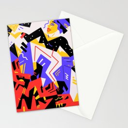 Let your Demons upgrade you Stationery Cards