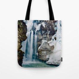 Johnston Canyon Pt.2 Tote Bag