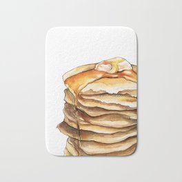 Pancakes Bath Mat