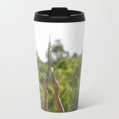 The World On My Shoulders Travel Mug