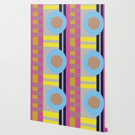 Mix n Match with Circle Wallpaper