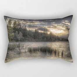 Loch na h-Àirde Rectangular Pillow