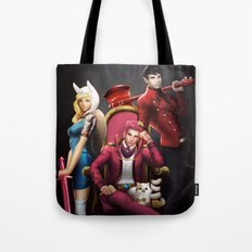House Gumball Tote Bag