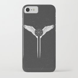 Valkyrie-Helm Of Awe iPhone Case