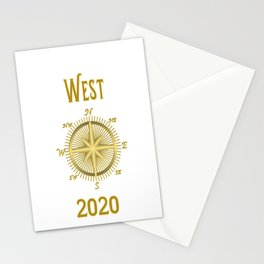 West 2020  Stationery Cards